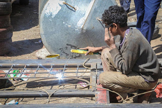 On World Day Against Child Labour, UN urges protection for children in conflicts and disasters