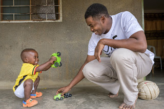 UNICEF cites critical role fathers play in early childhood learning as father's day approach