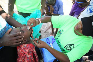 African Health Ministers commit to ending cholera outbreaks by 2030