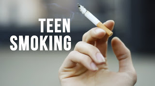 Exposure to tobacco smoke can considerably impact teens' health