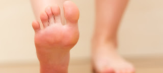 FOR DIABETICS: Why they develop sores/foot ulcers that take long to heal or never heal; Prevention and recommended foot care