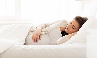 Positional sleep therapy during pregnancy may promote maternal and fetal health