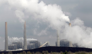 Evidence of soot from polluted air found in placentas — Research