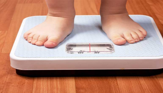 Research says rapid weight gain during infancy may put children with ASD at increased risk for obesity