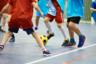 Team sports associated with less depression in boys as young as 9