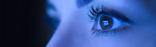 Research says daily exposure to blue light may accelerate aging.