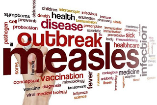 Measles has killed more than twice as many people than Ebola in DR Congo