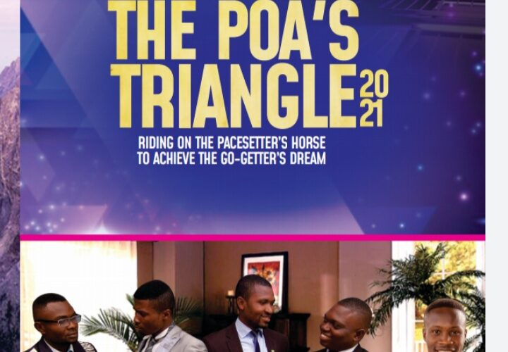 The concept of behind POA's triangle